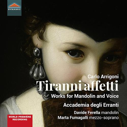 ARRIGONI, C.: Mandolin and Vocal Works