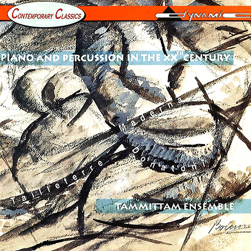 TAMMITTAM ENSEMBLE: Piano and Percussion in the 20th century