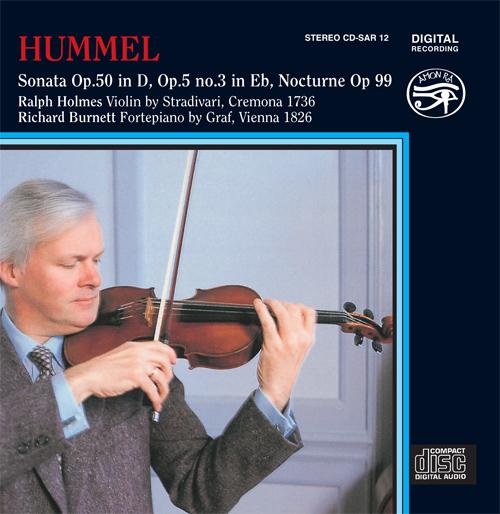 HUMMEL, J.N.: Chamber Music (Holmes, Burnett)
