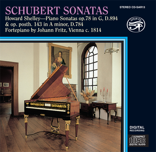 SCHUBERT, F.: Piano Sonatas Nos. 14 and 18 (Shelley)