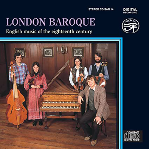 STANLEY, J.: Keyboard Concerto, Op. 10, No. 4 / ARNE, T.A.: Keyboard Sonata No. 2 / HANDEL, G.F.: Trio Sonata, HWV 388 (London Baroque)