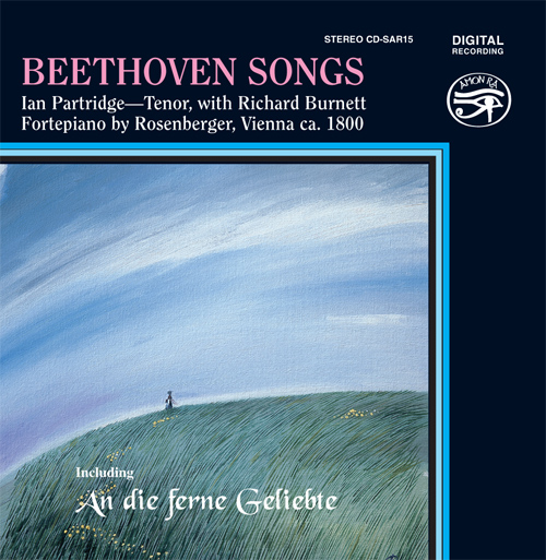 BEETHOVEN, L. van: Vocal Music (Partridge, Burnett)