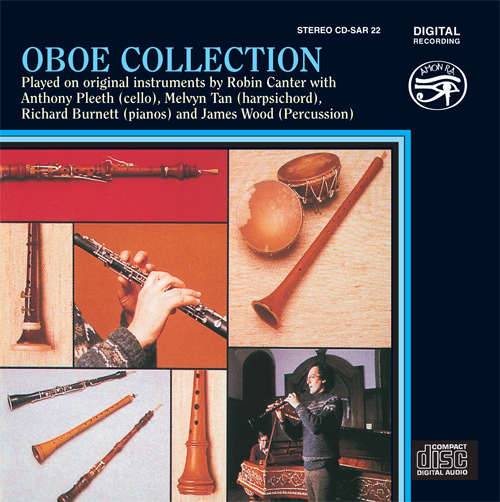 BACH, C.P.E.: Solo in G minor, Wq. 135 / KALLIWODA, J.W.: Le Morceau de salon / WALMISLEY, T.A.: Oboe Sonatina No. 2 (Canter)