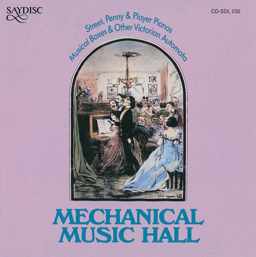 Musical Box Arrangements - HARGREAVES, W. / STUART, L. / BRUNN, G. / PENN, W. / COLLINS, C. / MURRAY, F. / SAYERS, H. / DRYDEN, L.