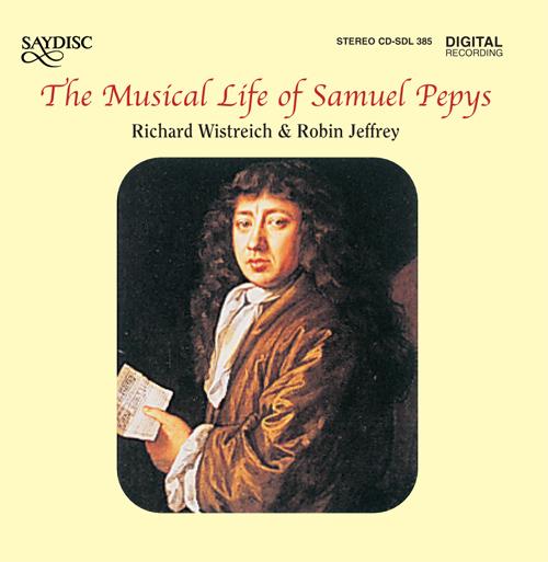 Vocal Recital: Wistreich, Richard - REGGIO, P. / CARISSIMI, G. / PEPYS, S. / GOODGROOME, J. / LANIER, N. / BLOW, J. / LAWES, H. / HUMFREY, P.