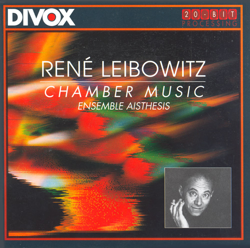 LEIBOWITZ: Suite / Serenade / Flute Sonata / 3 Pieces for Piano / Motifs