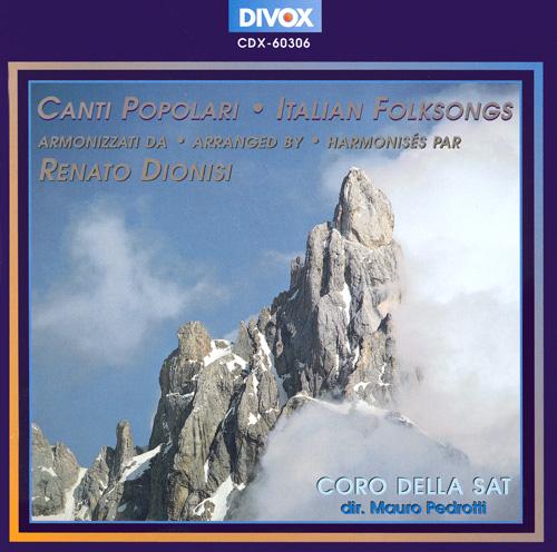 DIONISI, R.: Choral Music (Coro Della Sat)