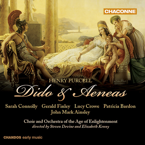 PURCELL, H.: Dido and Aeneas [Opera] (Connolly, Finley, Crowe, Orchestra of the Age of Enlightenment, Kenny, Devine)