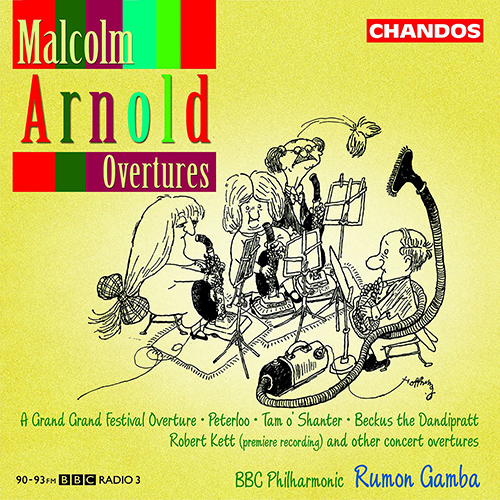 ARNOLD, M.: Overtures