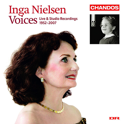 NIELSEN, Inga: Voices - Live and Studio Recordings (1952-2007)