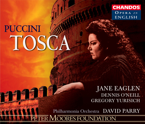 PUCCINI: Tosca (Sung in English)