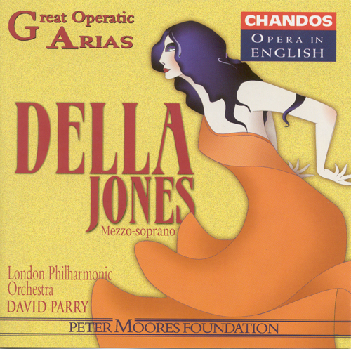 GREAT OPERATIC ARIAS (Sung in English), VOL. 7 - Della Jones