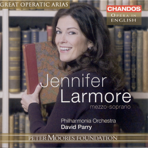 LARMORE, Jennifer: Great Operatic Arias
