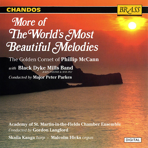BLACK DYKE MILLS BAND: More of the World's Most Beautiful Melodies