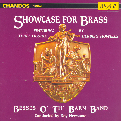 BESSES O' TH' BARN BAND: Showcase for Brass
