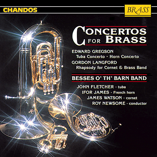 BESSES O' TH' BARN BAND: Concertos for Brass