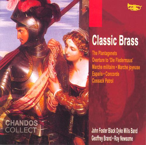 BLACK DYKE MILLS BAND: Classic Brass