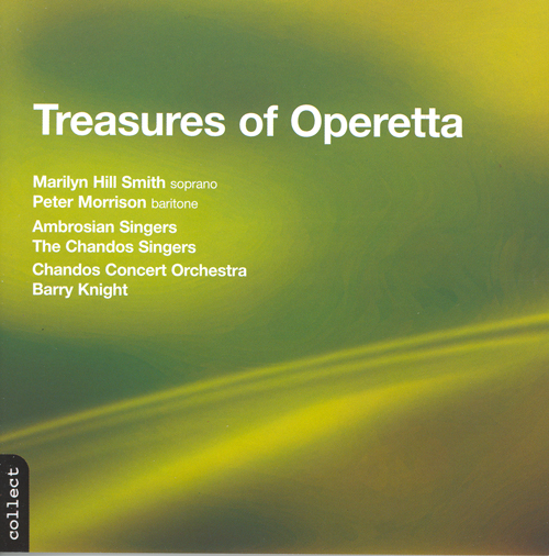 TREASURES OF OPERETTA