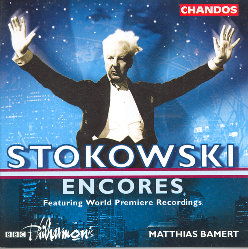 ORCHESTRAL TRANSCRIPTIONS BY LEOPOLD STOKOWSKI