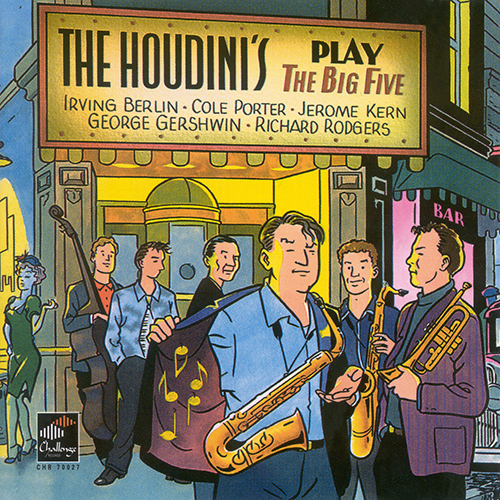 HOUDINI`S: Play the Big Five