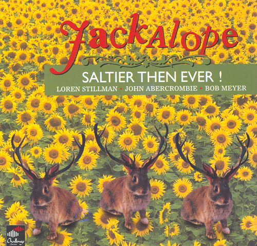 JACKALOPE: Saltier then ever!