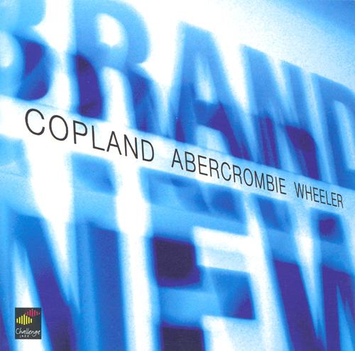 COPLAND, Mark / ABERCROMBIE, Wheeler: Odyssey