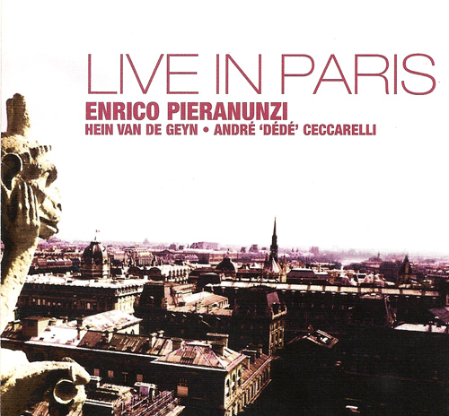 PIERANUNZI, Enrico: Live in Paris