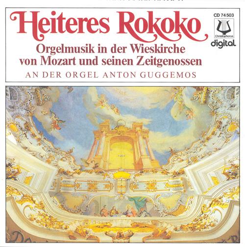 Organ Recital: Guggemos, Anton - KAYSER, I. / GHERARDESCHI, G. / KNECHT, J.H. / ZOSCHINGER, P.L. / SCHNITZER, F.X. / MOZART, W.A. / HAYDN, F.J.