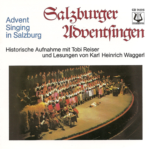 ADVENT SINGING IN SALZBURG (Herbergsuche Gruppe)