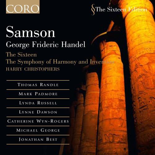 HANDEL: Samson, HWV 57