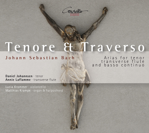BACH, J.S.: Vocal Music (Tenore et Traverso) (Johannsen)