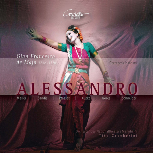 MAJO, G.F. de: Alessandro [Opera] (Ceccherini)