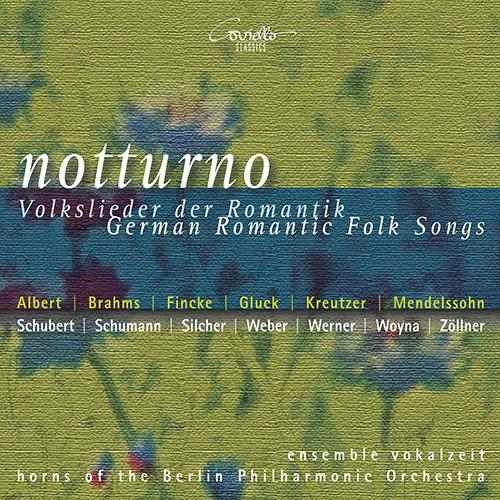 Vocal Music (German) - WEBER, C.M. von / SCHUMANN, R. / MENDELSSOHN, Felix / SCHUBERT, F. / SILCHER, F. / GLUCK, F. (Ensemble Vokalzeit)