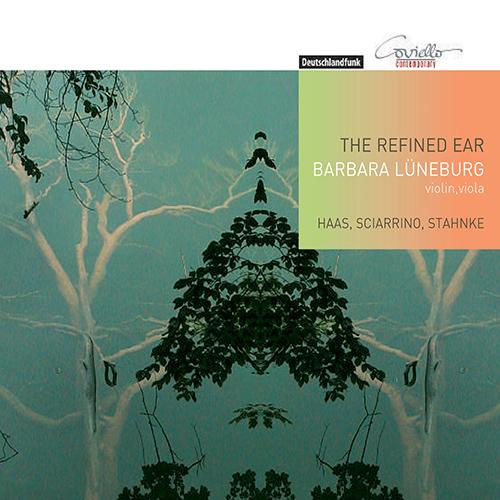 Violin Recital: Luneburg, Barbara - HAAS, G.F. / SCIARRINO, S. / STAHNKE, M.