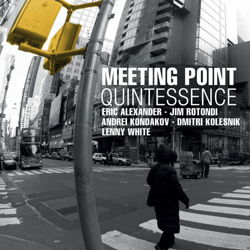 MEETING POINT: Quintessence
