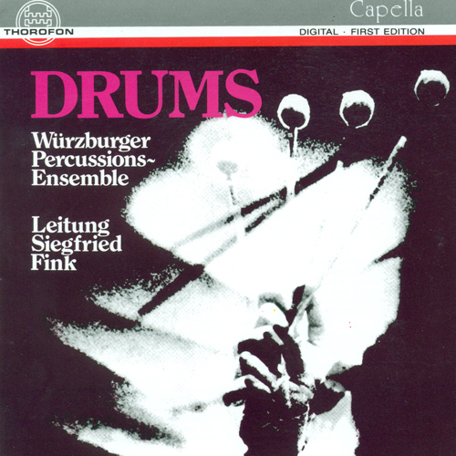 FINK, S.: Plaisanterie / JOLIVET, A.: Suite en concert / LACERDA, O.: 3 Miniaturas Brasileiras  (Wurzburg Percussion Ensemble)