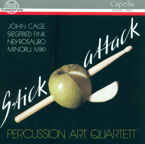 ROSAURO, N.: Miltos Brasilieros / CAGE, J.: Third Construction / MIKI, M.: Marimba Spiritual / FINK, S.: Tangents (Percussion Art Quartet)