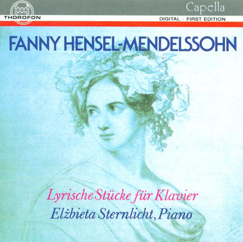 MENDELSSOHN-HENSEL: Lieder - Opp. 6, 8 / Andante con espressione / Notturno (Sternlicht)