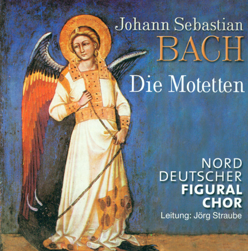 BACH, J.S.: Motets (North German Figural Choir, Straube)