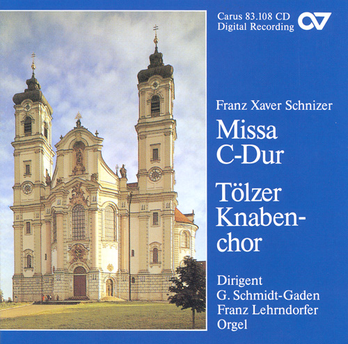 SCHNIZER: Missa in C major
