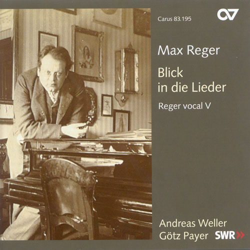 REGER, M.: Vocal Music (Weller, Payer)