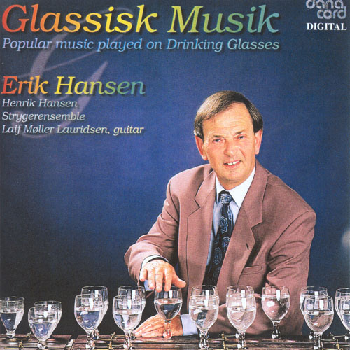 Musical Glass Arrangement - MOZART, W.A. / RODGERS, R. / ANDERSEN, K.N. / THOMSEN, K.V. / HARDER, E. / MORTENSEN, O. (Hansen, Lauridsen)