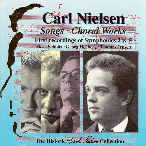 NIELSEN, C.: Music of Carl Nielsen, Vol. 6 - Songs and Choral Works