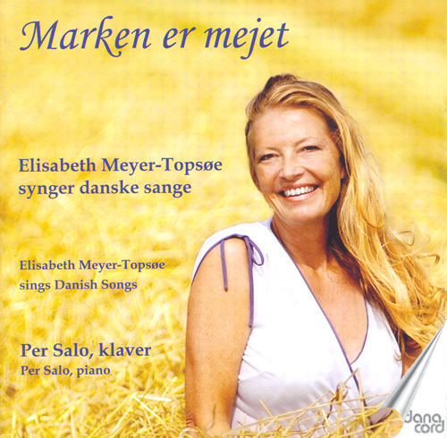 Vocal Recital: Meyer-Topsoe, Elisabeth - AGERBY, A. / MORTENSEN, O. / BALSLEV, H. / HARTMANN, J.P.E. / RING, O. / AAGAARD, T. / LAUB, T.
