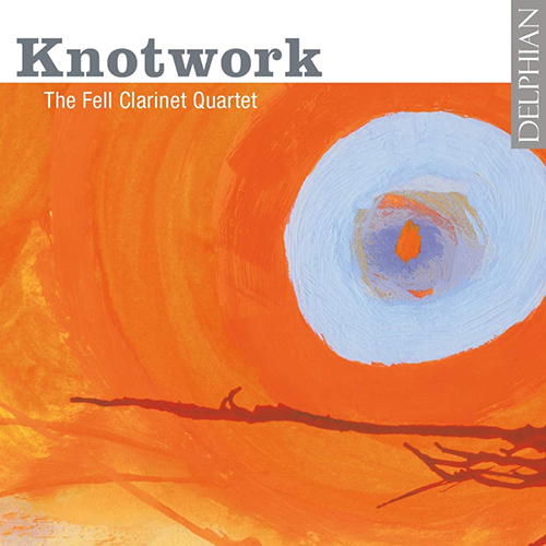 Clarinet Quartets - FITKIN, G. / MCGUIRE, E. / DUBOIS, P.M. / SAYERS, L. / UHL, A. / SIMPSON, N. / PIAZZOLLA (Fell Clarinet Quartet)