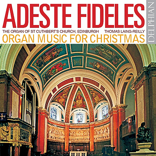 CHRISTMAS ORGAN MUSIC (Laing-Reilly)
