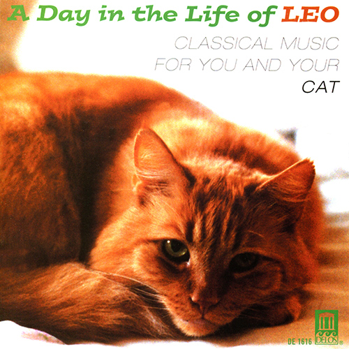 DAY IN THE LIFE OF LEO (A) - Classical Music for You and Your Cat