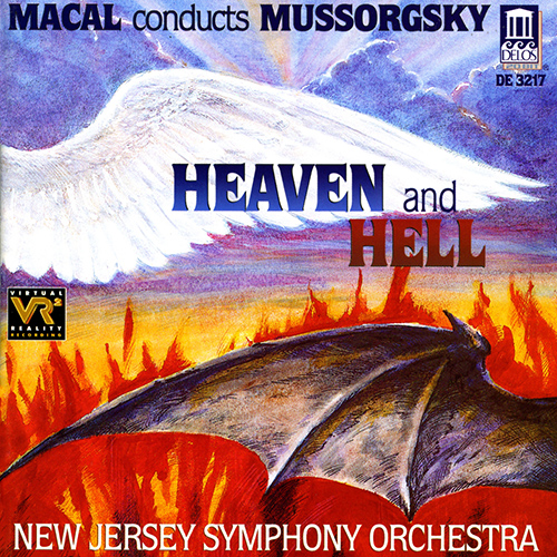 MUSSORGSKY, M.: Pictures at an Exhibition (orch. M. Ravel) / Dream of the Peasant Gritzko (New Jersey Symphony, Macal)