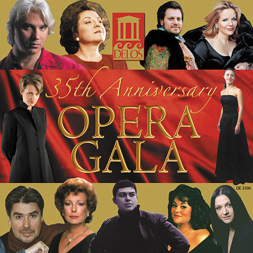 OPERA GALA - 35th Anniversary (A Tribute to Delos Founder Amelia S. Haygood)