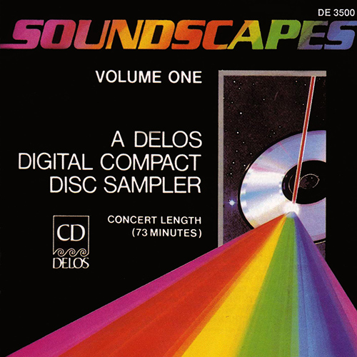 SOUNDSCAPES, Vol. 1 - A Delos Digital Compact Disc Sampler